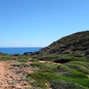 Le Camí de Cavalls fait le tour de Minorque