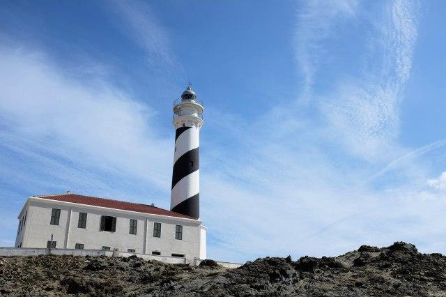 Favàritx-Minorque-phare-décor-lunaire