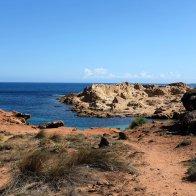 Cala Pregonda-Minorque-plage-nord