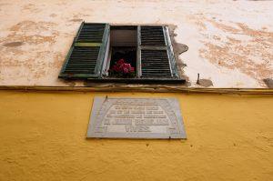 Ciutadella-Minorque-fenêtre-façade