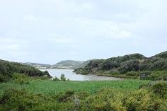 Parc Naturel de S'Albufera des Grau sur l'île de Minorque