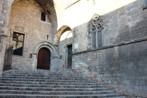 L'architecture du Barri Gòtic de Barcelone