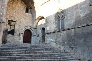 L'architecture du Barri Gòtic de Barcelone