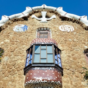 L'architecture du Parc Güell de Gaudí
