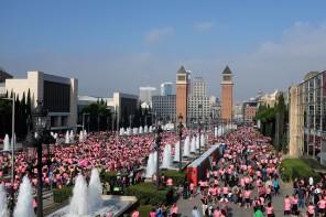 Plaça Espanya et Montjuïc