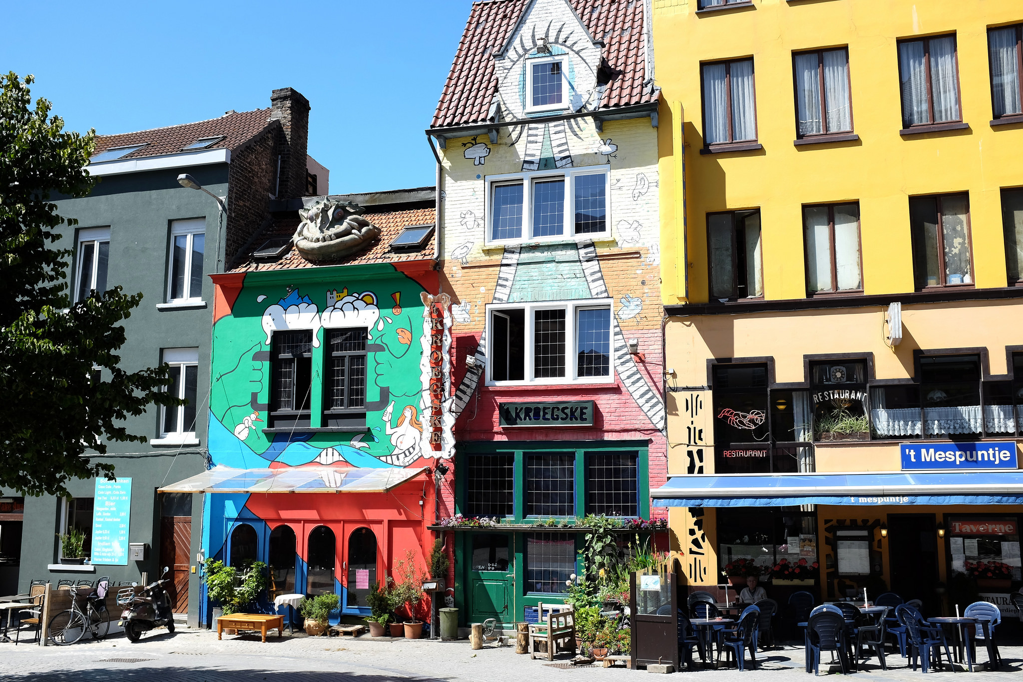 Ostende Centre Ville Adresse