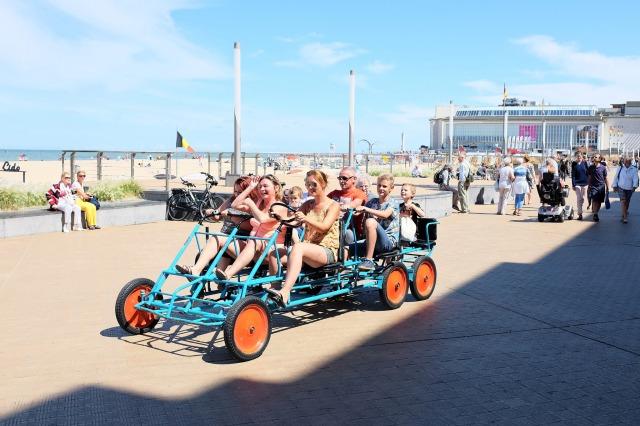 Cuistax-Ostende-esplanade-digue-promenade-Albert 1er