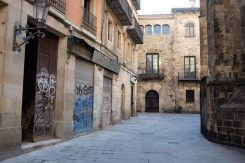 Barri Gòtic, le quartier gothique de Barcelone