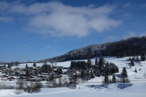 Jura-station-Métabief-ski-hiver-neige-montagne