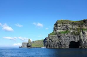 Falaises de Moher-Cliffs of Moher-falaises-océan-Comté de Clare