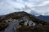Connemara-Diamond Hill-parc-Comté de Galway-lande-Irlande