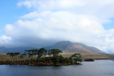 Connemara-Inagh Valley-Derryclare Lough-Wild Atlantic Way