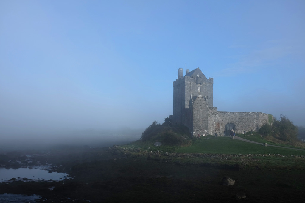 kinvara-dunguaire-castle-ireland