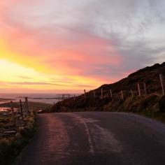 Sky Road-Clifden-Wild Atlantic Way-Connemara-Comté de Galway