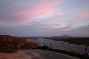 Sky Road-Clifden-Wild Atlantic Way-Connemara-Comté de Galway