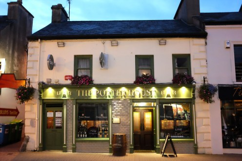 Westport-Comté de Mayo-ville-pubs