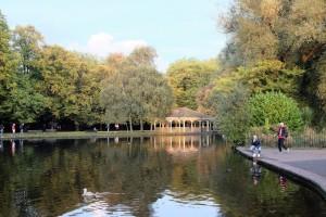 Dublin-St Stephen's Green-parc