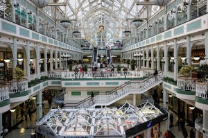 Dublin-St Stephen's Green-Shopping Centre-centre commercial