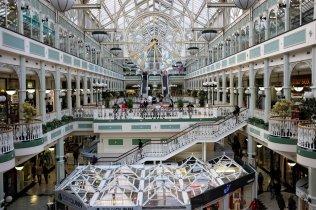 Dublin-St Stephen's Green-Shopping Centre-centre commercial