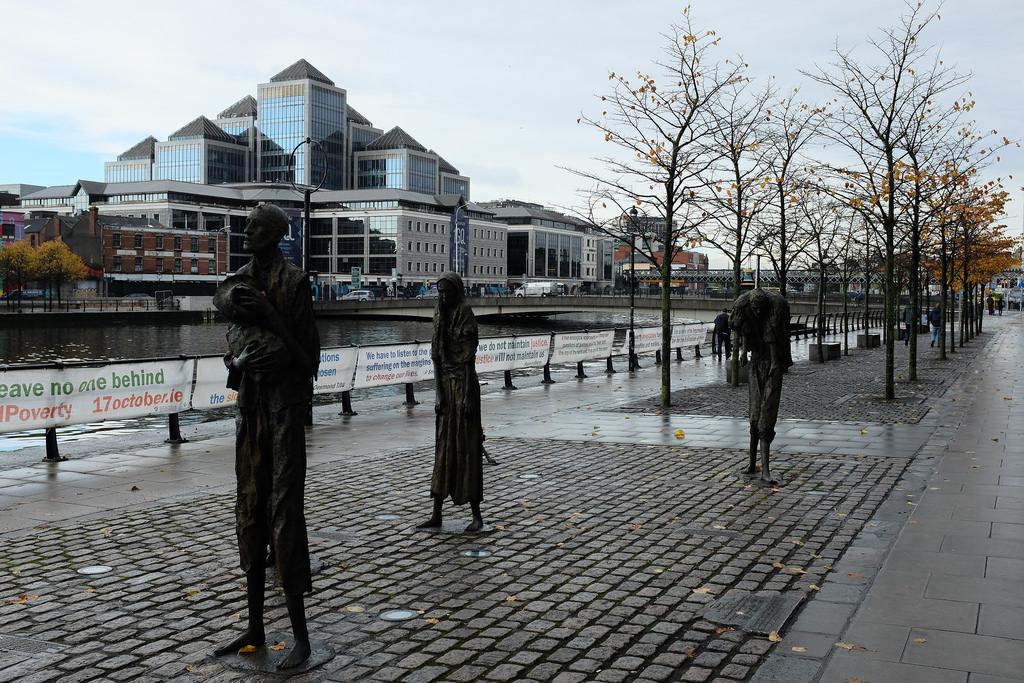 dublin-the-famine-statues
