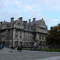 Dublin-Trinity College-université-old library-Book of Kells