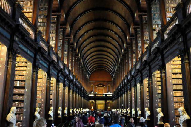dublin-trinity-college-library