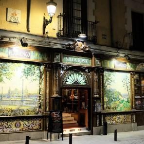 Madrid-Huertas-Letras