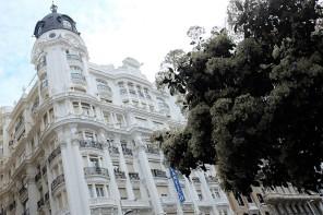 Madrid-Gran Vía-avenue-architecture