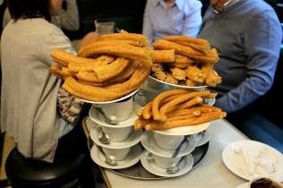 La Chocolatería San Ginés de Madrid et ses fameux churros