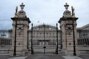 Madrid-Palacio Real-palais royal-Austrias