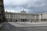 Madrid-Palacio Real-palais royal-Austrias