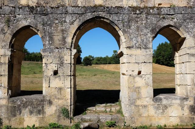 abbayede Boschaud Dordogne