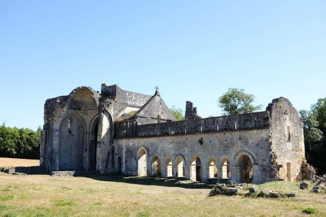 abbayede Boschaud Perigord