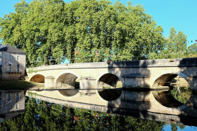 Cubjac Perigord pont