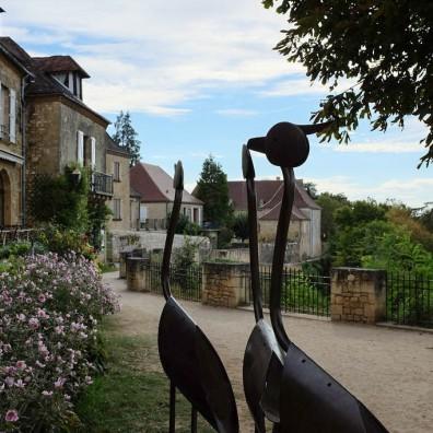 Domme fait partie des plus beaux villages de France