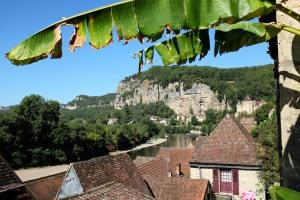 La Roque-Gageac et son jardin exotique