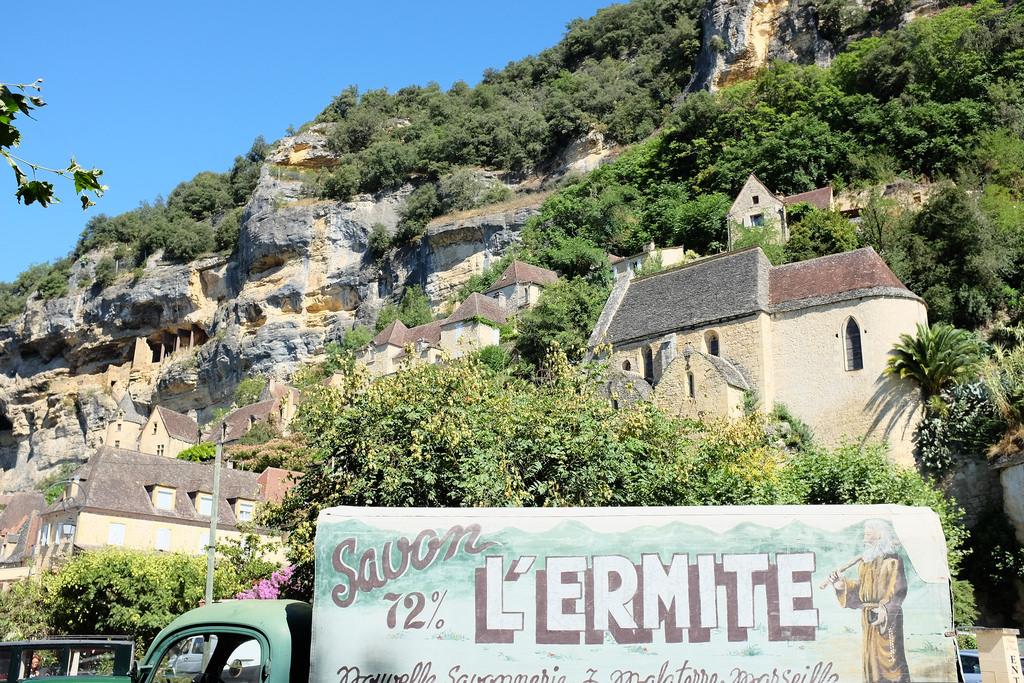 La Roque Gageac village