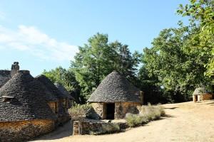 Les cabanes du Breuil font parties du patrimoine rural du Périgord