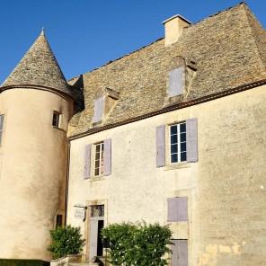 Le château des Jardins de Marqueyssac