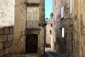 Le centre médiéval de Périgueux autour de la cathédrale Saint-Front