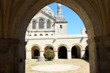 Le cloître de la cathédrale de Périgueux