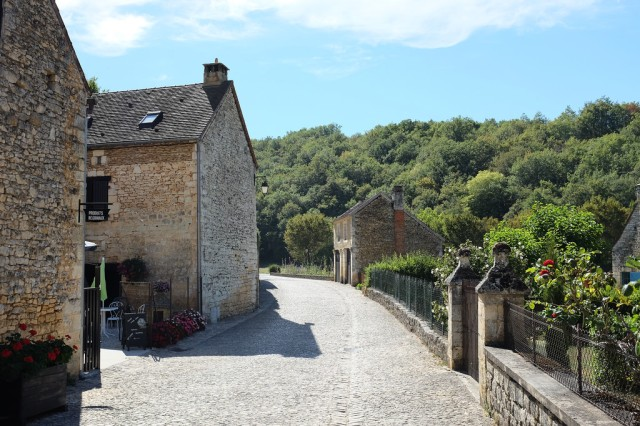 Saint Aman Perigord de Coly Dordogne