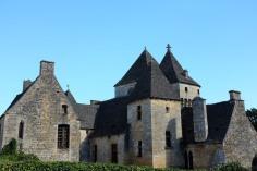 L'église de Saint-Geniès dans le Périgord Noir