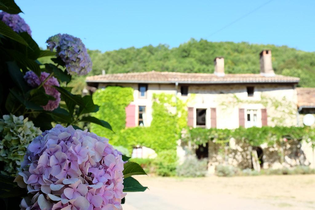 Saint Jean de cole village
