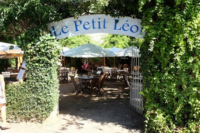 Saint Leon sur Vezere Petit Leon restaurant