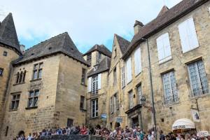 L'architecture typique des maisons sarladaises en Dordogne