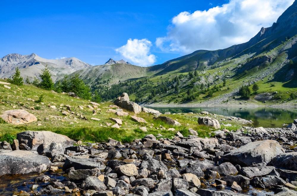 Alpes Mercantour Allos