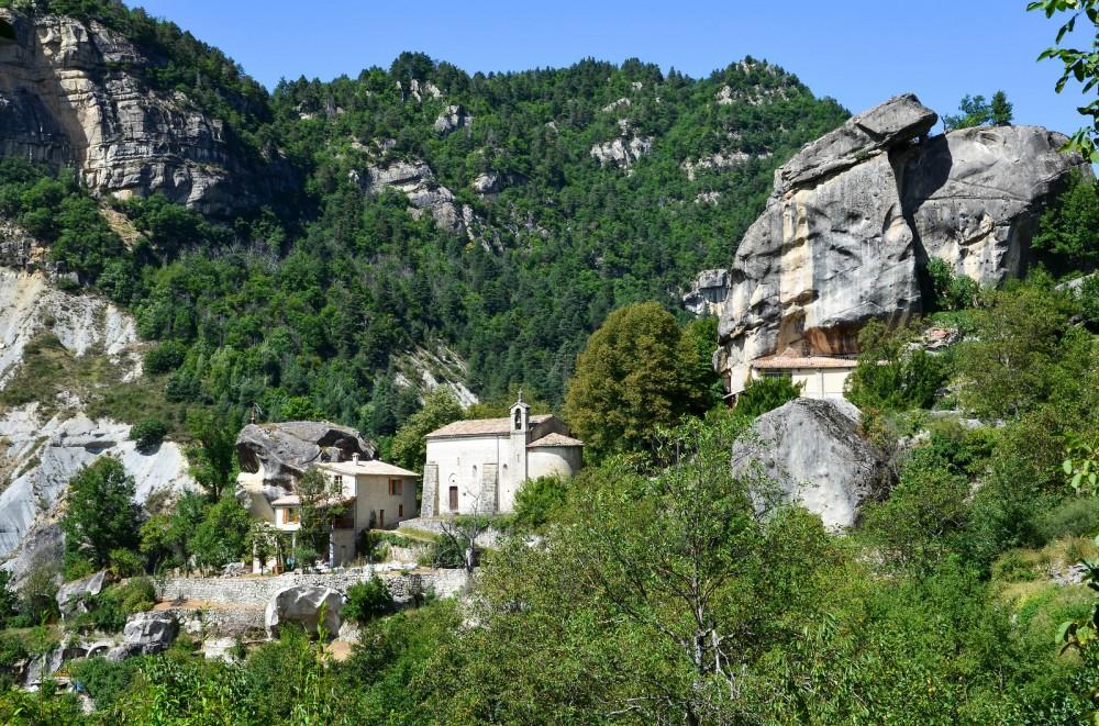 Annot gres village