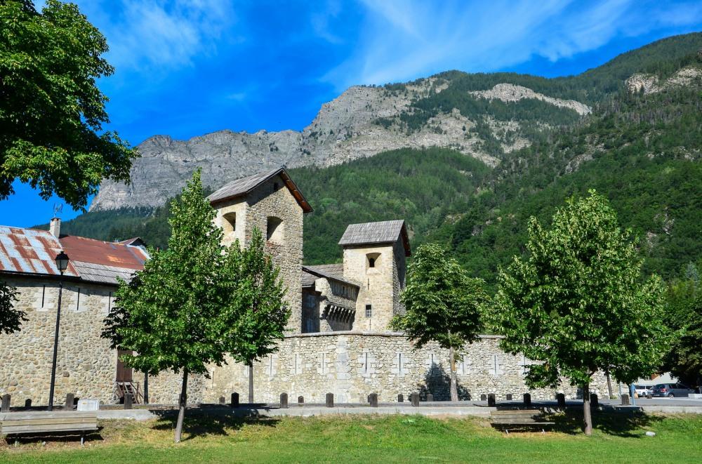Colmars Alpes