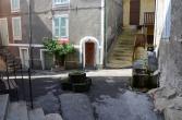 Le petit village de Colmars-les-Alpes dans le Haut-Verdon